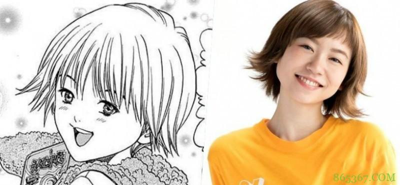桂正和情欲漫画《I's》真人化选角 白石圣扮演女主角苇月伊织