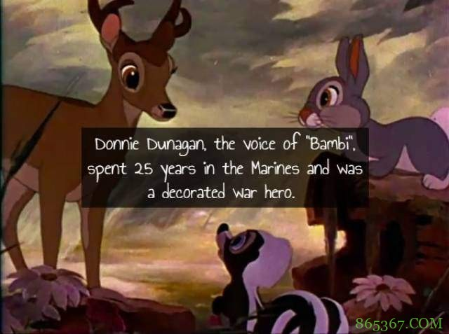 迪士尼经典动画幕后花絮回顾 马龙白兰度曾拒绝为《奥丽华历险记》配音