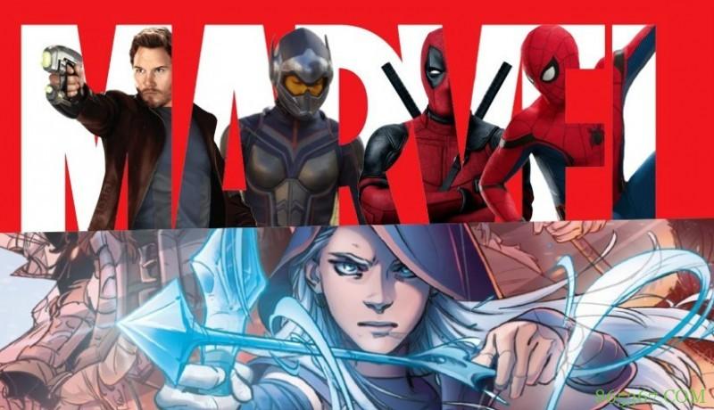 漫画版《英雄联盟》即将发布 LOL与漫威娱乐携手合作