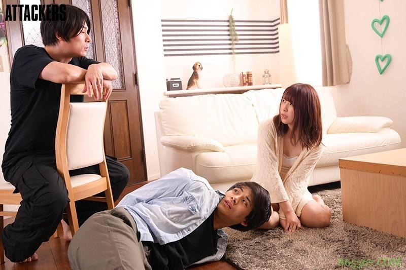 二宫光ADN-323 人妻在情人面前被丈夫强迫