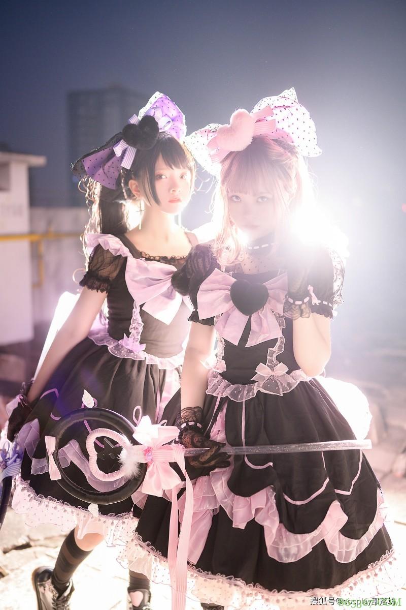 Lolita:魔女降临,你被捕了!