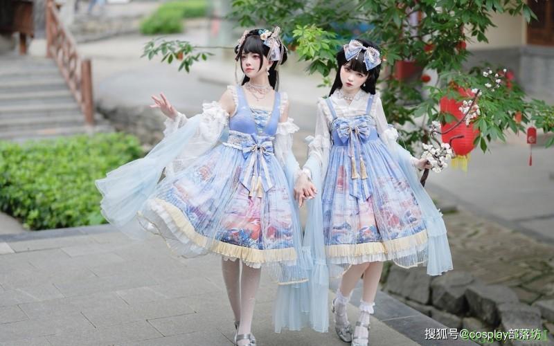 Lolita:青鸟皓月正片