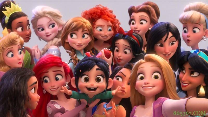 最近的迪士尼公主全是3D的?如果再出动画,2D好还是3D更合适?