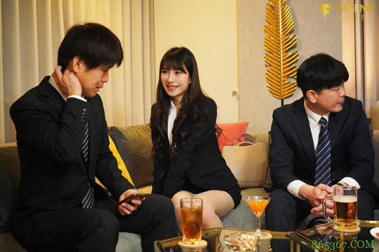 小野夕子FLNS-415 女职工把部长带到情侣酒店战斗
