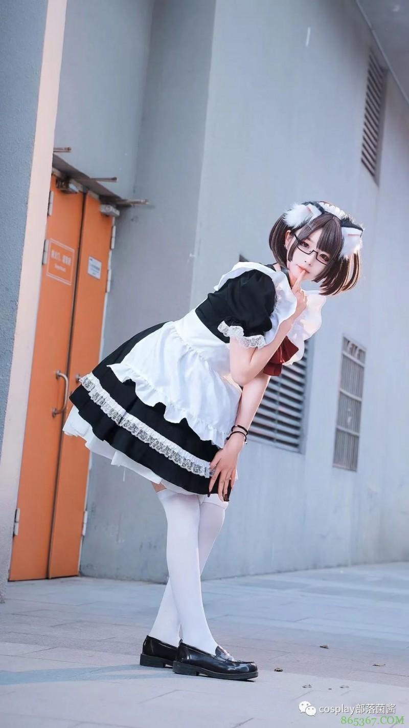 女仆猫娘:甜甜的女仆小可爱