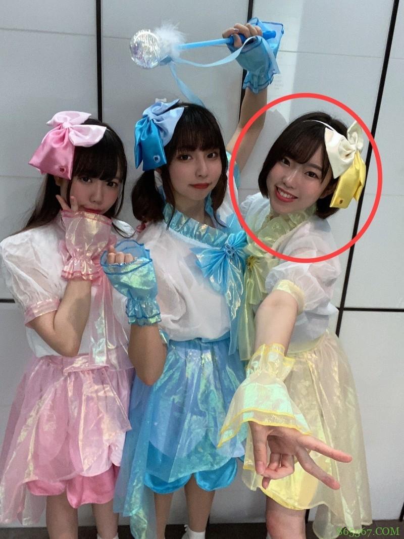偶像朝日铃进入业界 未出作品先签约专属演员